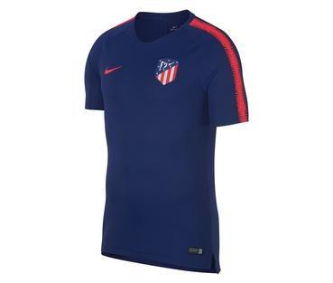 1df8b4ccd61f5 Atletico Madrid Training Nike 2018-2019 Club de football Blue FÚTBOL SOCCER  KIT CALCIO SHIRT JERSEY FUSSBALL CAMISA TRIKOT MAILLOT MAGLIA BNWT