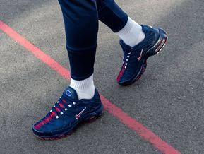 fabdf89ef786 Nike Air Max Plus French Derby Pack   Nike sport shoes   Nike air ...