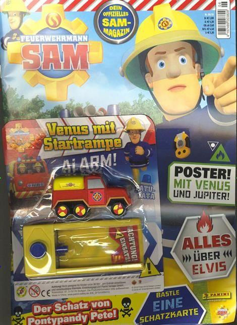 Feuerwehrmann Sam Aus Pontypandy Hilft Kindern In Not Neben Den