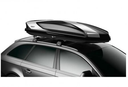 Yakima Skybox 16 Carbonite 8007335 Roof Box Cargo Carriers Cargo Carrier