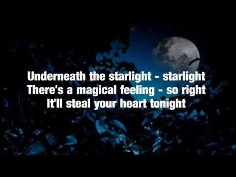 Leann Rimes Can T Fight The Moonlight Lyrics Youtube