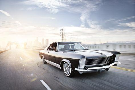 Heck Peter Castillo1 Buick Riviera Amerikanische Muscle Cars