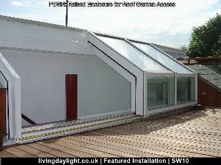 10 All Time Best Terrace Roofing Interiors Ideas Skylight Roof Garden Modern Roofing