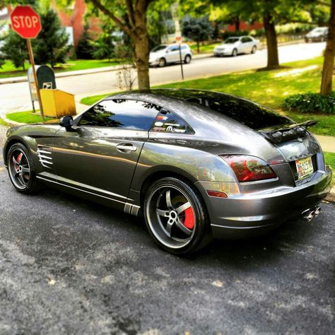 chrysler crossfire custom. photo 1 chrysler crossfire custom wheels niche citrine m161 18x80 et tire size 23540 r18 20x105 25530 r20 pinterest