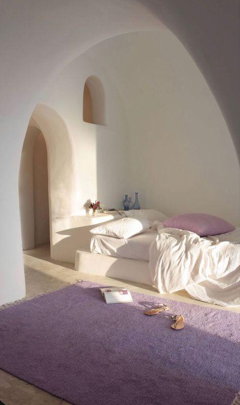 Purple Minimalist Bedroom Inspo In 2021 Purple Home Decor Minimalist Room Minimal Interior Design Bedroom Purple minimalist room design view