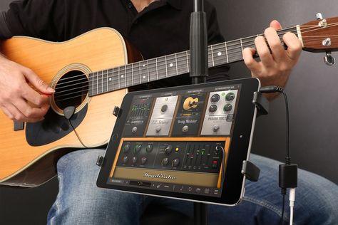 iRig Acoustic et Amplitube… un studio pour smartphone ? Ma