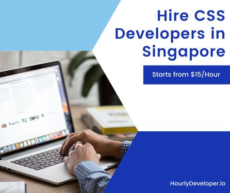 Hire CSS Developers in Singapore