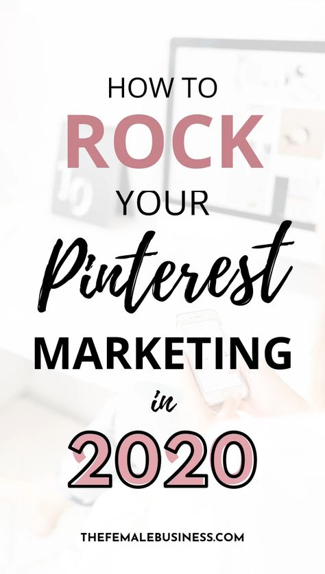 Do you want to up your Pinterest marketing strategy? Then click through to read the best Pinterest marketing tips for bloggers and business to grow in 2020