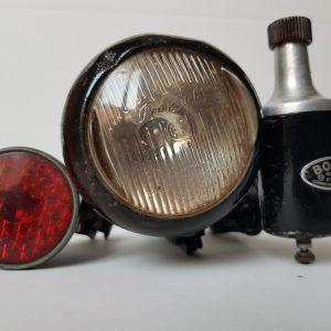 Licht Set Fur Oldtimer Fahrrader Bosch Past Bikes