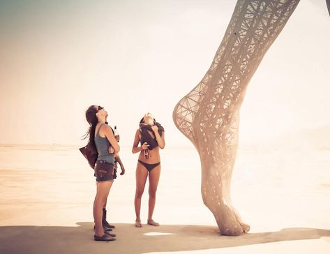 48hours until the new NFT drop on Makersplace! I've been going to Burning Man for the last ten years in a row and I've discovered more about love and consciousness than I ever thought possible. I absolutely love going out to capture the surprising beauty that manifests itself in spontaneous ways, opening up minds and hearts in natural ways. This NFT collection features some of my favorite moments of the last ten years. #TreyRatcliff #NFT #Makersplace #BurningMan #Art