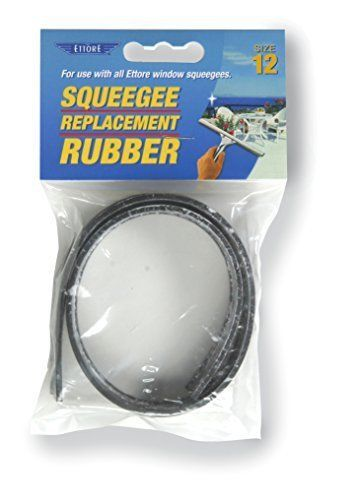 Squeegee Replacement Rubber Window Cleaner Squeegee Rubber