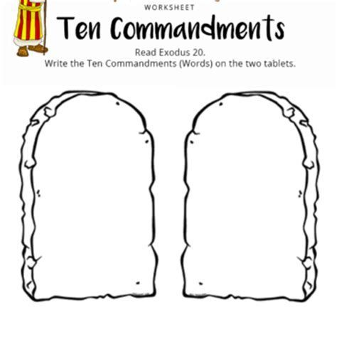photo relating to Printable Ten Commandments Tablets named Graphic final result for Blank Printable 10 Commandments Capsules