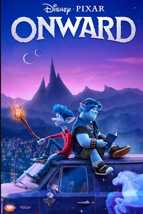 ONWARD is now available Digitally on Movies Anywhere And We Have Free Activity Pages