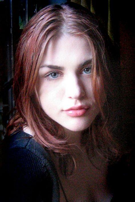 Frances Bean Cobain. So pretty