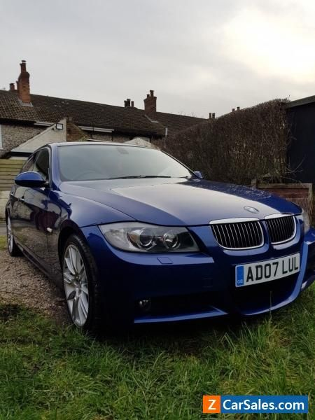 2007 Bmw E90 325i M Sport 6 Speed Manual 12 Months MOT 1 Previous Owner #
