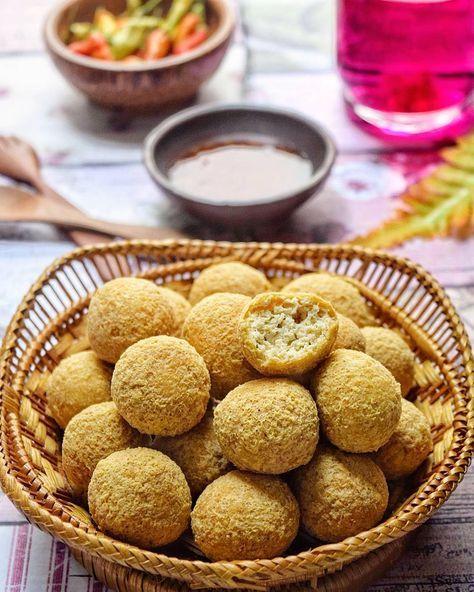 Belajar Cara Membuat Tahu Bulat Di Rumah Di Jamin Gurih Untuk Keluarga Makanan Resep Tahu Resep