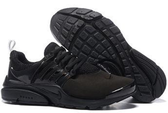 sports shoes dd71f 4f07e Nike king Air Presto BR shoes black All black