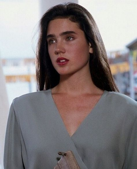 Beautiful US Faces - Jennifer Connelly list Jennifer Connelly Young, Olivia Hussey, Non Plus Ultra, Actrices Hollywood, Celebrity Beauty, Beautiful Actresses, Barber Shop, Pretty People, Girl Crushes