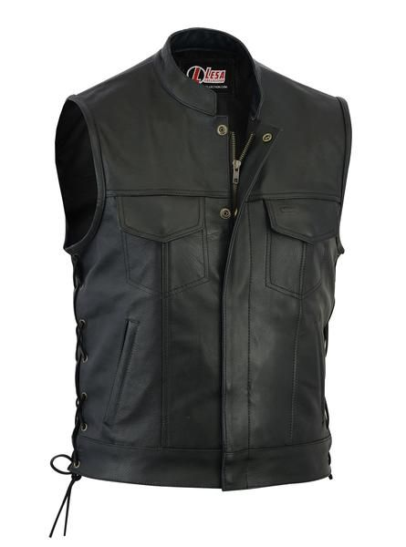 Pin On Mens Leather Vest