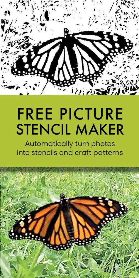 Free Picture Stencil Maker | Art DIY | Pinterest | Stencils, Free