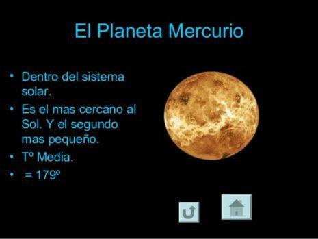 Planeta Mercurio Imagenes Resumen E Informacion Para Ninos Mercurio Mercurio Planeta Planeta