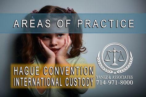 Orange County California Child Custody And The Hague Convention