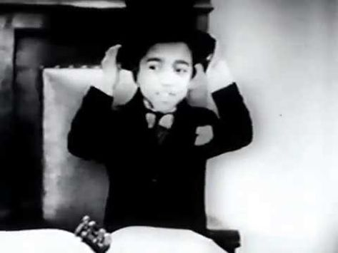 Sammy Davis, Jr., age 7