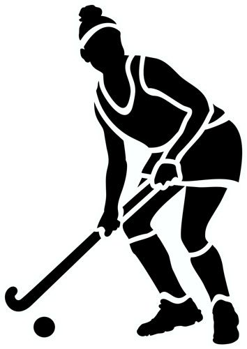 New Field Hockey And Cross Country Layout Clipart Field Hockey Hockey Field Hockey Sticks