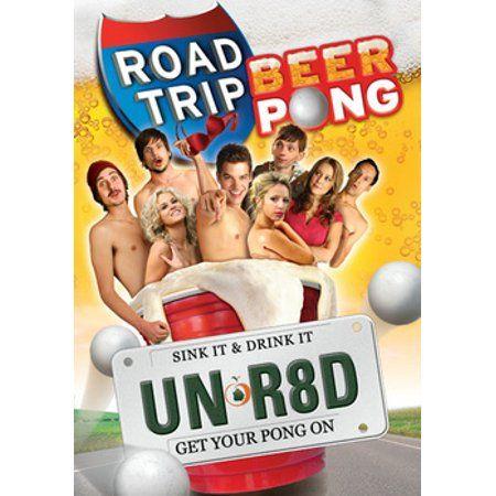 Road Trip Beer Pong Unrated Dvd Walmart Com Beer Pong Road Trip Trip