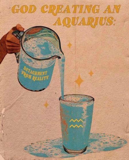 50 Best Aquarius Memes That Describe This Zodiac Sign