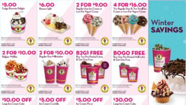 Marble Slab Creamery Canada Coupons Marble Slab Creamery Marble Slab Creamery