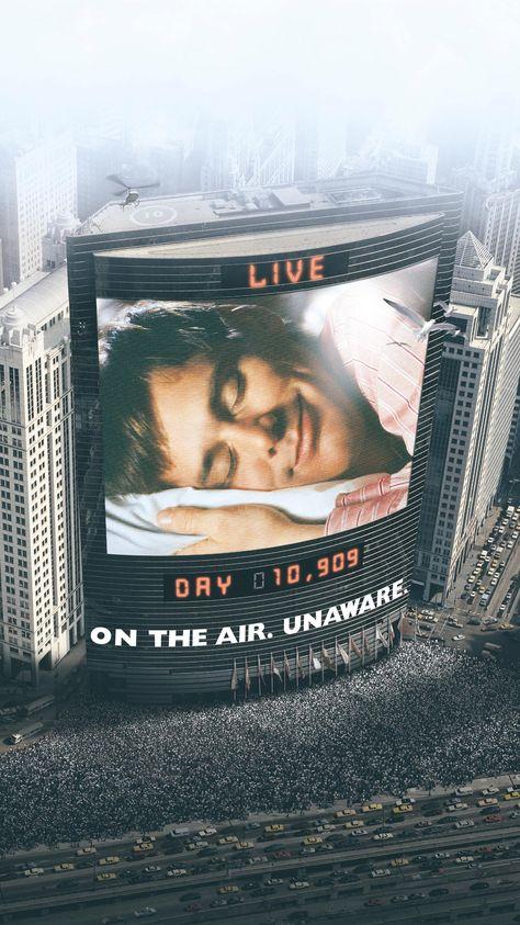 The Truman Show (1998) Phone Wallpaper | Moviemania