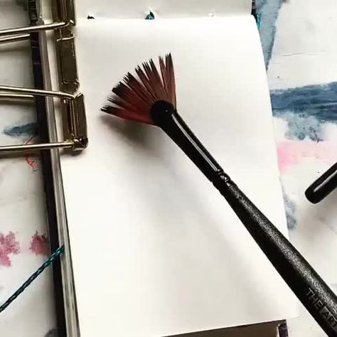 Another great watercolor tutorial by @a_bluebirds_tale.  . . . . What are you creating today? 🎨🖌 Tag us to share #thestationerybooth ➡Shop our office supplies, stationery, notebooks, planners and more using link in bio @thestationerybooth or at www.thestationerybooth.com   Free shipping worldwide ✈🌍