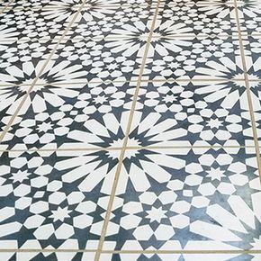 Agdal 8 X 8 Cement Field Tile Carrelage Salle De Bain Carrelage
