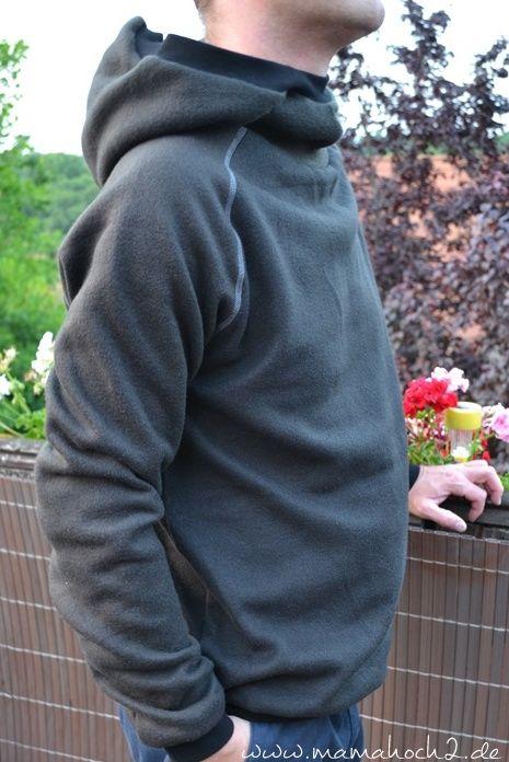 R'Man Rockers Der Raglanpullover für Männer | Raglan