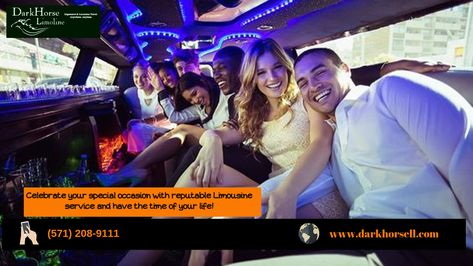 Reliable limo service in Virginia