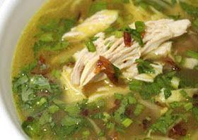 Resep Masakan Soto Kemiri Khas Pati Resep Masakan Masakan Resep Daging