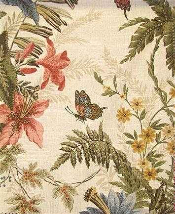 De42579 571 Duralee Fabric Floral Drapery Duralee Fabrics Duralee
