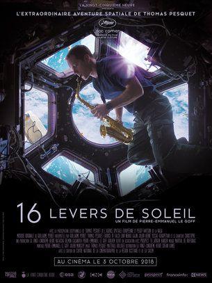 16 Levers De Soleil Video Thomas Pesquet Lever De Soleil Films Complets