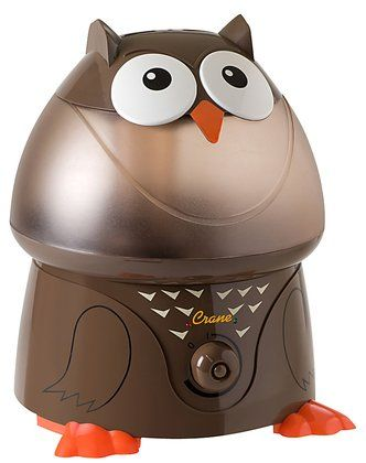 Owl humidifier??? So cute.
