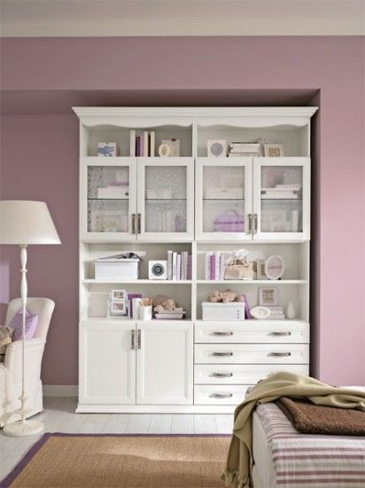 Camerette Arcadia | Libreria Per Bambini Finitura Bucaneve | Colombini |  Camerette Bambini | Pinterest | Doors