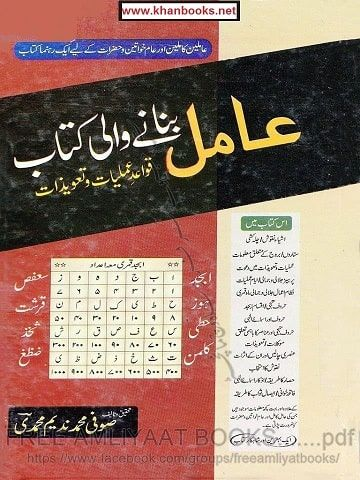 Pin on Urdu amliyat books Free Download