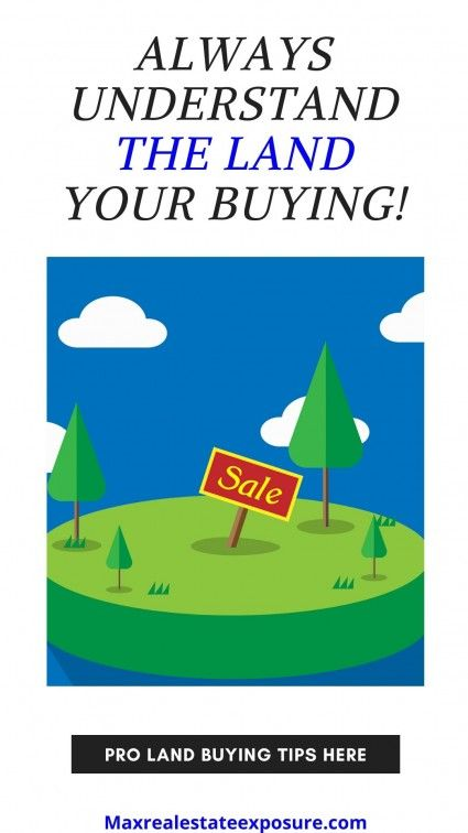 Getting A Land Loan What You Need To Know Real Estate Advice How To Buy Land Real Estate Marketing