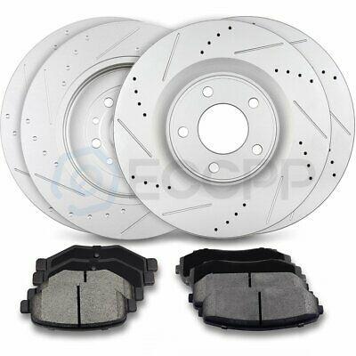 31367 Front Disc Brake Rotor Mazda 6 2003-2005 2