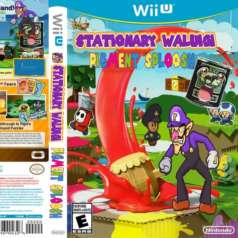 This Is Where The Stationary Waluigi Series Went Downhill In
