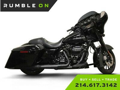 Ebay 2018 Harley Davidson Flhxs Street Glide Special Call 877 8 Rumble In 2020 Harley Davidson Motorcycles Street Glide Street Glide Special Harley Davidson Touring