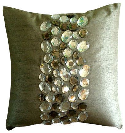 Couch Pillow 18x18 cushion cover in