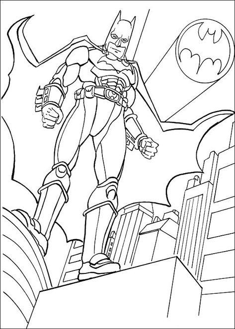 Batman 36 Dibujos Faciles Para Dibujar Para Ninos Colorear En