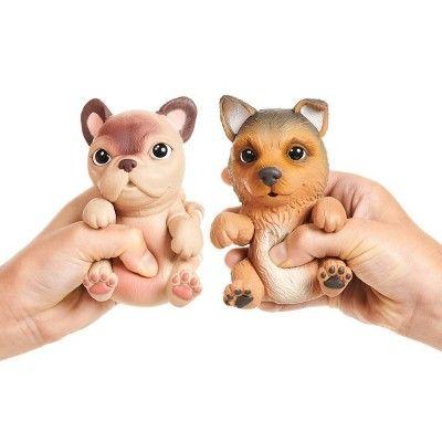 Aurora World Flopsie Plush Toy Animal French Bulldog Puppy