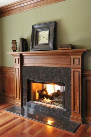 Our Fireplace Build A Fireplace Ventless Fireplace Indoor